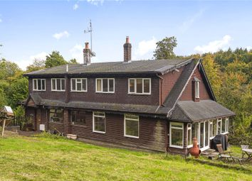 Thumbnail 4 bed detached house for sale in Wellhouse Road, Beech, Hampshire