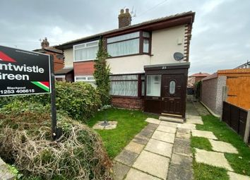 Thumbnail 2 bedroom terraced house to rent in Sunningdale Avenue, Blackpool