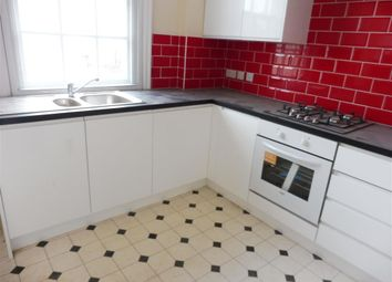 Thumbnail 2 bedroom flat to rent in Shirley Avenue, Southsea