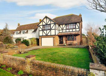 Thumbnail 5 bed detached house for sale in Golden Avenue, East Preston, Littlehampton