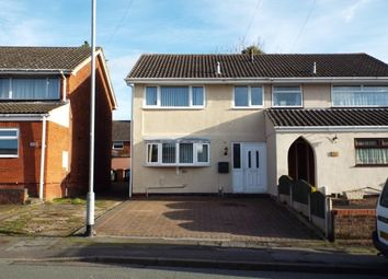 Thumbnail 3 bed property to rent in Railway Lane, Chase Terrace, Burntwood