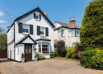 Thumbnail 3 bedroom detached house for sale in Church Hill, Loughton, Essex