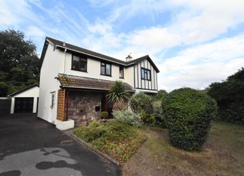 Thumbnail 4 bed property for sale in The Orchards, Woolaston, Lydney