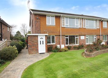 Thumbnail 2 bed flat for sale in Ruston Avenue, Rustington, West Sussex