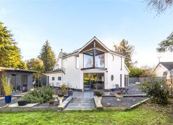 Jacks Bush, Salisbury, Wiltshire SP5. 5 bed detached house for sale