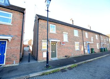 Thumbnail 3 bed end terrace house for sale in Arncott Way, Aylesbury