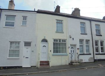 Thumbnail 1 bed terraced house to rent in 213 Layton Road, Blackpool