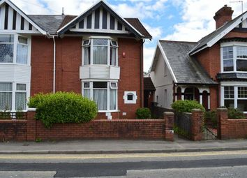 Thumbnail 4 bed semi-detached house for sale in Dillwyn Road, Swansea