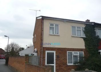 Thumbnail 3 bed end terrace house to rent in Orchard Way, Orchards Residential Park, Slough