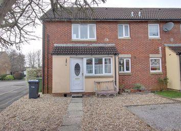 Thumbnail 1 bed terraced house to rent in Ramsbury Walk, Trowbridge