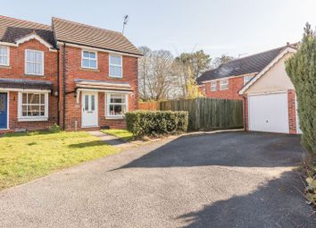 Thumbnail 2 bed semi-detached house for sale in Mcconnell Close, Aston Fields, Bromsgrove