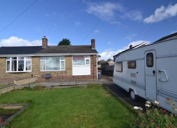 Thumbnail 2 bed semi-detached bungalow for sale in Park House Grove, Low Moor, Bradford