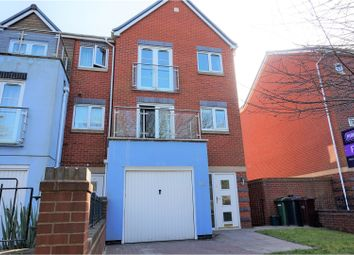 Thumbnail 3 bed town house for sale in Willenhall Road, Wolverhampton