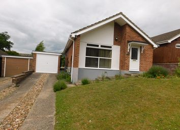 Thumbnail 2 bed detached bungalow for sale in Underhill, Stowmarket