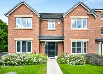 Thumbnail 4 bedroom detached house for sale in Calliope Crescent, Swindon