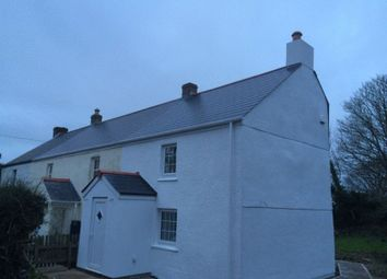 Thumbnail 3 bed terraced house to rent in Leedstown, Hayle