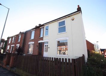 Thumbnail 3 bedroom semi-detached house for sale in Bramford Road, Ipswich