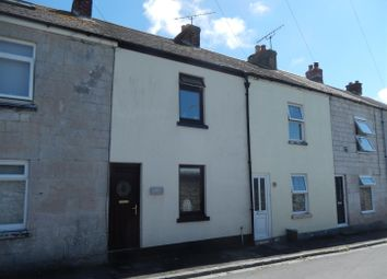 Thumbnail 2 bed terraced house for sale in Grove Road, Portland