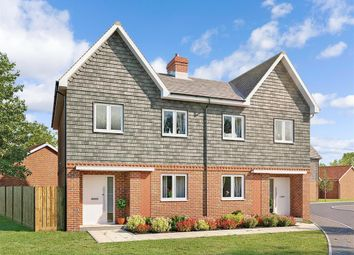 Old Hamsey Lakes, South Chailey, Lewes, East Sussex BN8. 3 bed semi-detached house for sale