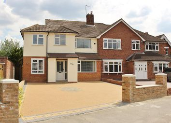 Thumbnail 5 bed semi-detached house for sale in Woolwich Road, Upper Abbey Wood, London