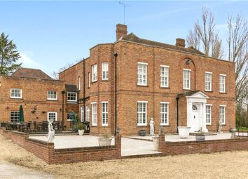 Thumbnail 8 bed detached house for sale in Bath Road, Hare Hatch, Reading