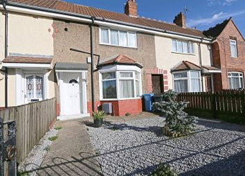 Thumbnail 2 bedroom terraced house for sale in 25th Avenue, Hull