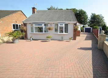 Thumbnail 3 bed bungalow for sale in Helston Close, Irlam, Manchester