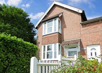 Thumbnail 4 bed semi-detached house for sale in South Street, Rotherfield, Crowborough, East Sussex