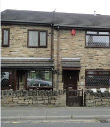 Thumbnail 3 bedroom end terrace house for sale in The Common, Dewsbury, West Yorkshire
