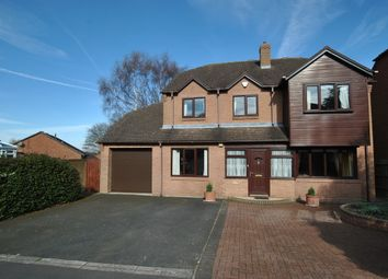 Thumbnail 4 bed detached house for sale in Bowring Grove, Wellington, Telford, Shropshire