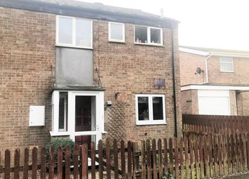 Thumbnail 2 bed end terrace house for sale in Western Avenue, Brigg