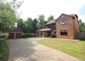 Thumbnail 5 bed detached house for sale in Well Close, Leigh, Tonbridge