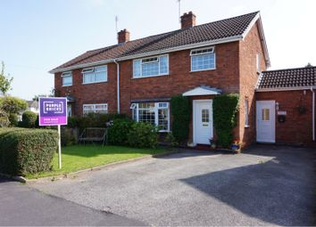 Thumbnail 3 bed semi-detached house for sale in Parkes Avenue, Codsall, Wolverhampton