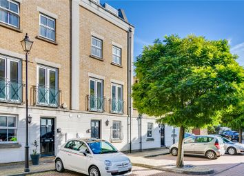 Thumbnail 4 bed terraced house for sale in Floris Place, London