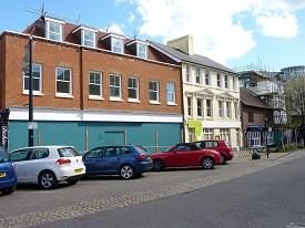 Thumbnail Retail premises to let in St John's House, High Street, Crawley, West Sussex
