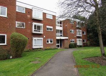 Thumbnail 2 bed flat to rent in Hindon Square, Vicarage Road, Edgbaston, Birmingham