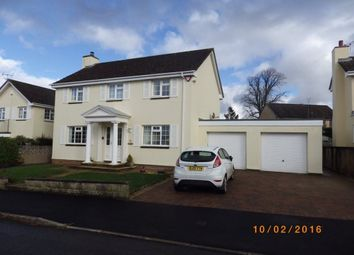 Thumbnail 4 bedroom property to rent in Rumsam Gardens, Barnstaple