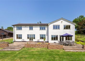 Thumbnail 5 bed detached house for sale in Hugglers Hole, Semley, Shaftesbury, Dorset