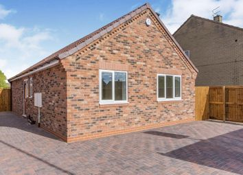 Thumbnail 2 bed bungalow for sale in Ashcroft Close, Edlington, Doncaster, South Yorkshire