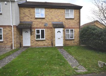Thumbnail 2 bed terraced house for sale in Murrain Drive, Downswood, Maidstone
