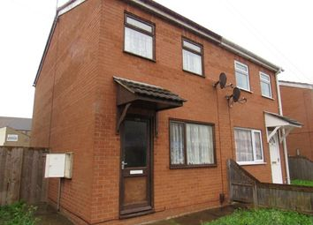 Thumbnail 2 bedroom semi-detached house to rent in Oxford Street, Grimsby