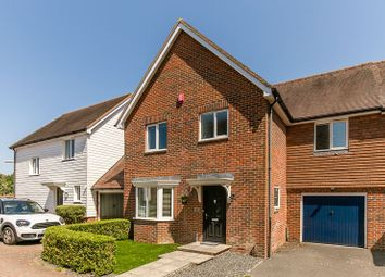 Thumbnail 4 bed semi-detached house for sale in The Hemsleys, Pease Pottage, Crawley