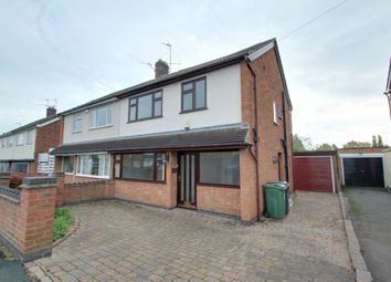3 bed semi-detached house to rent in Woodgon Road, Anstey, Leicester LE7