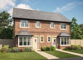 "Thumbnail 3 bedroom terraced house for sale in ""Kingston"" at Strawberry How, Cockermouth"