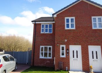 Thumbnail 3 bed semi-detached house to rent in Wensum Lea, Walney, Barrow-In-Furness