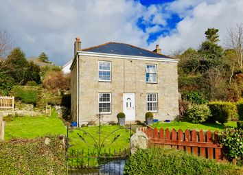 Thumbnail 3 bed cottage to rent in Phernyssick Road, St Austell