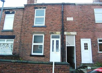 Thumbnail 2 bed terraced house to rent in Knighton Street, Chesterfield, Derbyshire