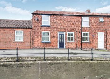 Thumbnail 2 bed cottage for sale in Front Street, Langtoft, Driffield