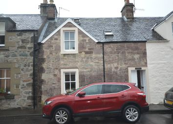 Thumbnail 3 bed terraced house to rent in Dundas Street, Comrie