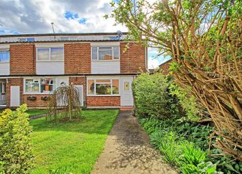 Thumbnail 3 bed end terrace house for sale in Kiln House Close, Ware